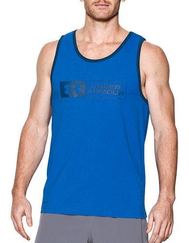 Under Armour UA Left Lockup Tank-BLUE-Medium 89232858_BLUE_Medium