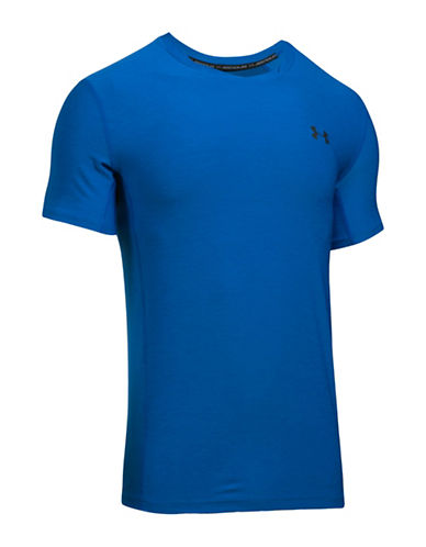 Under Armour SuperVent Short Sleeve Tee-BLUE-XX-Large 89163005_BLUE_XX-Large