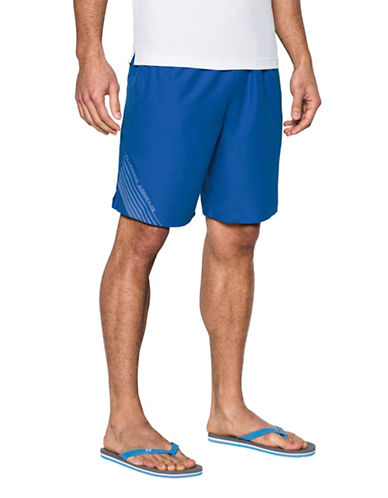 Under Armour Mania Volley Board Shorts-BLUE-X-Large 89067113_BLUE_X-Large