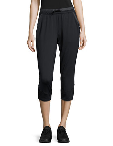 Under Armour HeatGear Sport Crop Pants-BLACK-Large 89136269_BLACK_Large