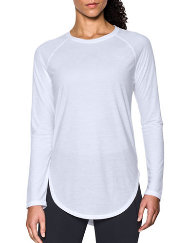 Under Armour Breathe Open Back Top-WHITE-X-Small 88966988_WHITE_X-Small