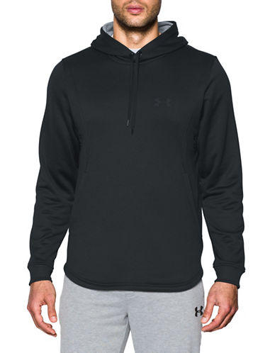 Under Armour Baseline Pullover Basketball Hoodie-BLACK-X-Large 89098958_BLACK_X-Large