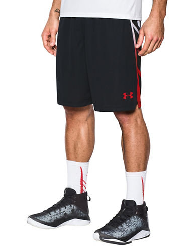 Under Armour Select Basketball Shorts-BLACK-Large 89098962_BLACK_Large