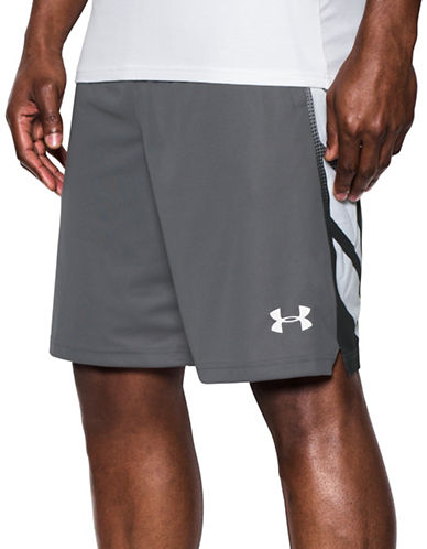 Under Armour Select Basketball Shorts-GREY-Small 89098965_GREY_Small