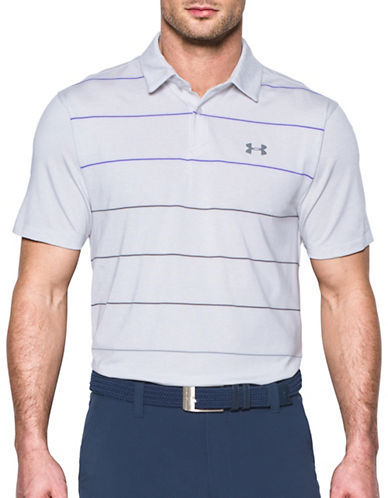 Under Armour CoolSwitch Pivot Polo-GREY-X-Large 89183150_GREY_X-Large