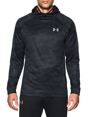 Under Armour Tech Terry Hoodie-BLACK-X-Large 89103082_BLACK_X-Large