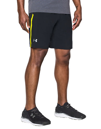 Under Armour Launch Shorts-BLACK-Medium 89162979_BLACK_Medium