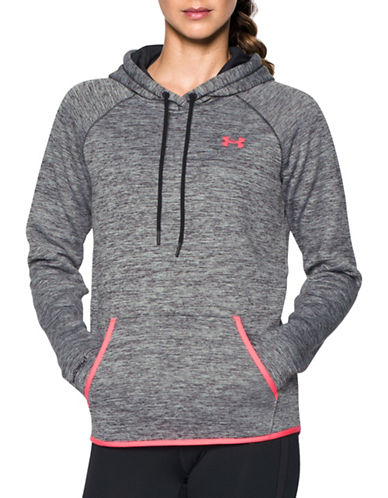Under Armour Water-Resistant Hooded Pullover-BLACK-Small 88799502_BLACK_Small