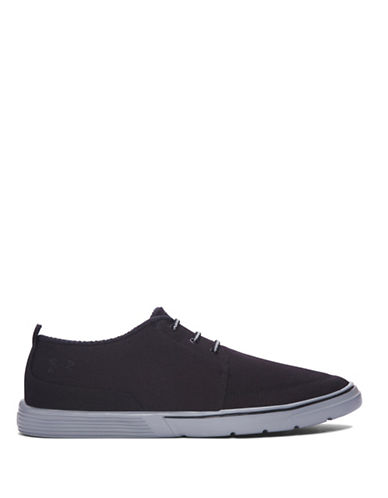 Under Armour Mens Street Encounter III Shoes-BLACK-12