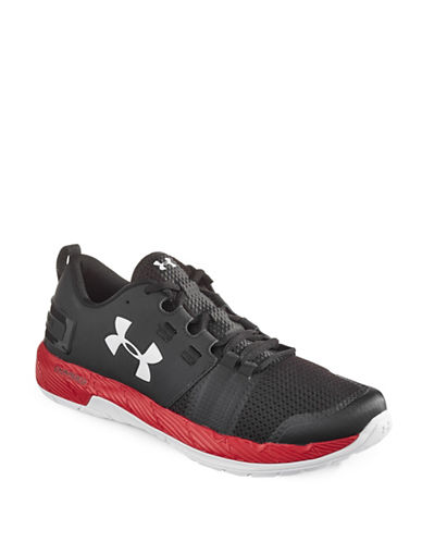 Under Armour UA Commit Running Shoes-BLACK-9 89067464_BLACK_9