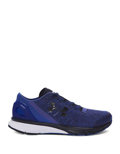 Under Armour Womens Charged Bandit 2 Sneakers-BLUE-8