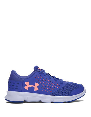 Under Armour Pre-School UA Rave Sneakers-PURPLE-13