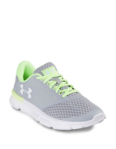 Under Armour Micro G Speed Swift Sneakers-GREY-10 89062294_GREY_10