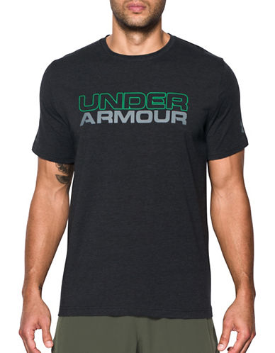 Under Armour Wordmark Lifestyle Tee-BLACK-XX-Large 89098799_BLACK_XX-Large