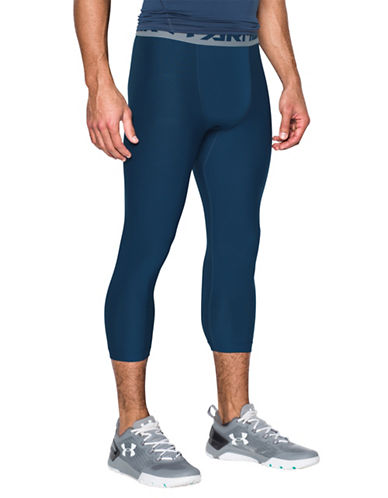 Under Armour Three-Quarter Pants-BLUE-Large 89055073_BLUE_Large