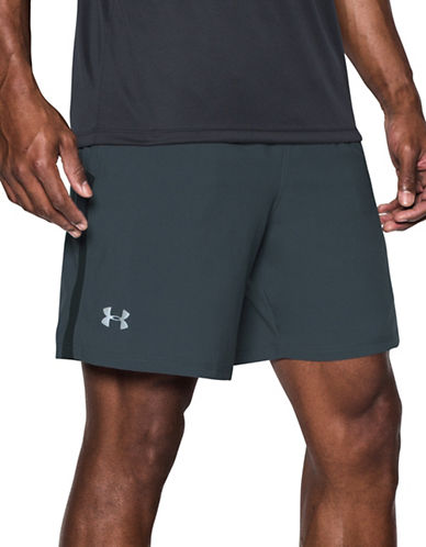 Under Armour Ultra-Light Launch Active Shorts-BLACK-X-Large 89461502_BLACK_X-Large