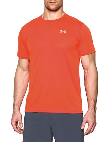 Under Armour Threadborne Streaker Tee-RED-X-Large 89098808_RED_X-Large