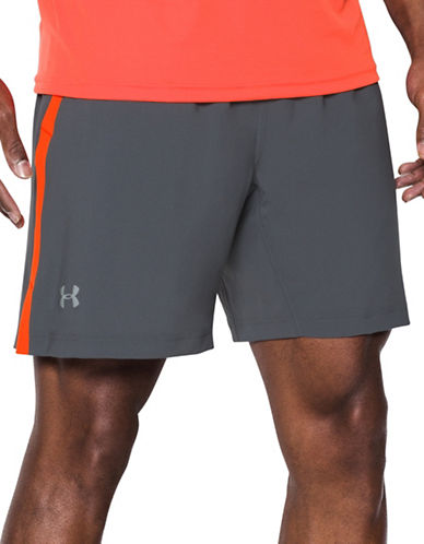 Under Armour Launch 2-in-1 Shorts-GREY-Large 89128014_GREY_Large