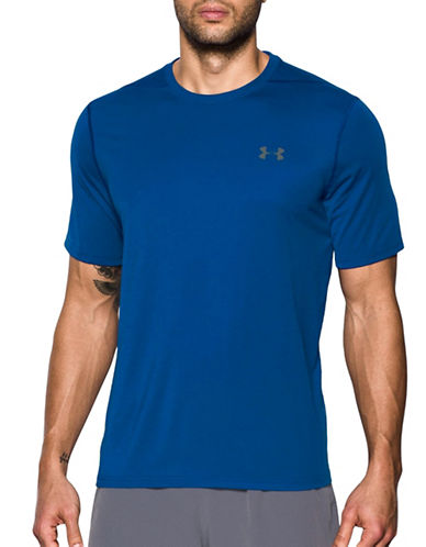 Under Armour Threadborne Siro T-Shirt-BLUE-Large 88989862_BLUE_Large