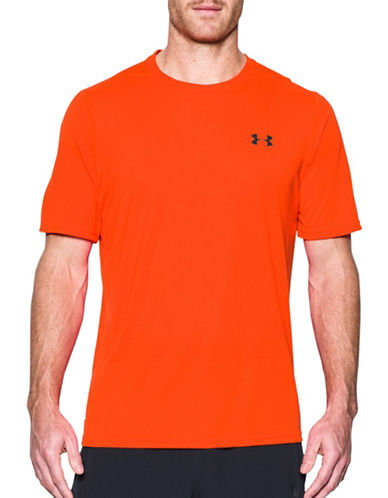 Under Armour Threadborne Siro T-Shirt-PINK-Medium 88989856_PINK_Medium