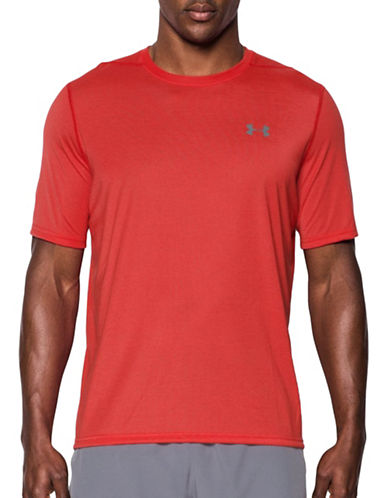 Under Armour UA Threadborne Siro T-Shirt-RED-Small 89163111_RED_Small