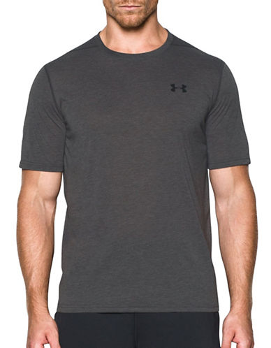 Under Armour UA Threadborne Siro T-Shirt-GREY-Small 88989845_GREY_Small