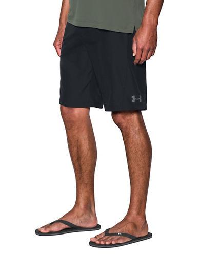 Under Armour Rigid Board Shorts-BLACK-40