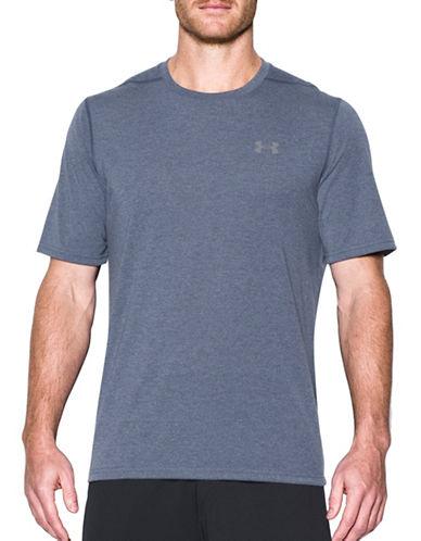 Under Armour Threadborne Siro T-Shirt-MIDNIGHT BLUE-X-Large 88989878_MIDNIGHT BLUE_X-Large