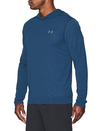 Under Armour Threadborne Siro Hoodie-BLUE-Medium 89055092_BLUE_Medium