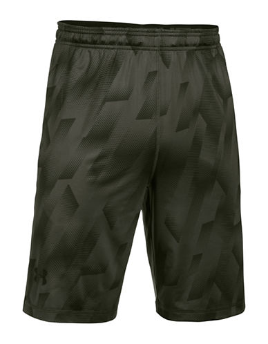 Under Armour Raid Printed Shorts-GREEN-XX-Large 89109158_GREEN_XX-Large