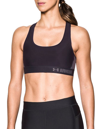 Under Armour Mid Crossback Sports Bra-IMPERIAL PURPLE-X-Large 89154006_IMPERIAL PURPLE_X-Large