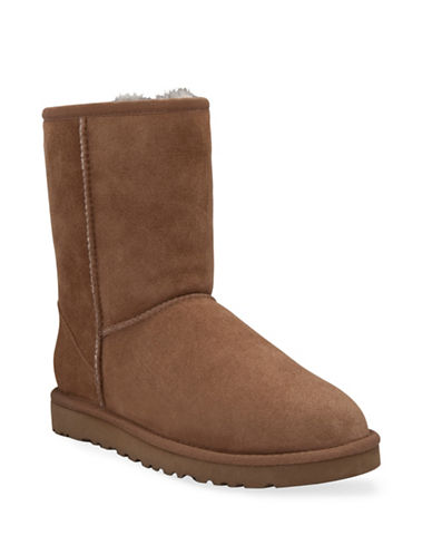 Ugg Classic Short II Boots-CHESTNUT-7
