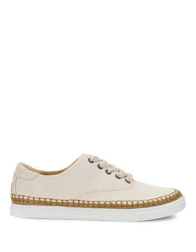 Ugg Eyan II Canvas Sneakers-CANVAS-5