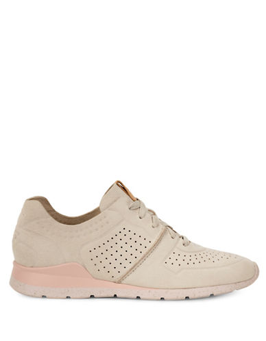 Ugg City Leather Sneakers-CERAMIC-8