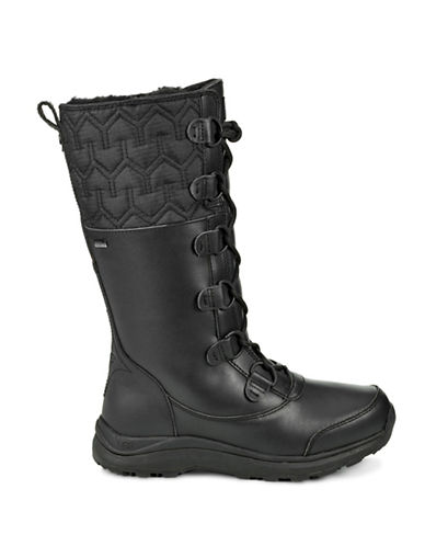 Ugg Atlason Snow Boots-BLACK-7