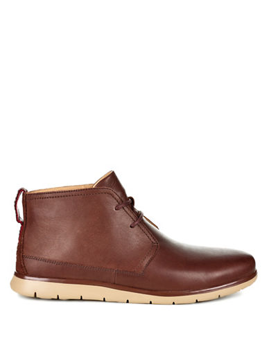Ugg Freamon WP Chukka Boots-BROWN-8.5