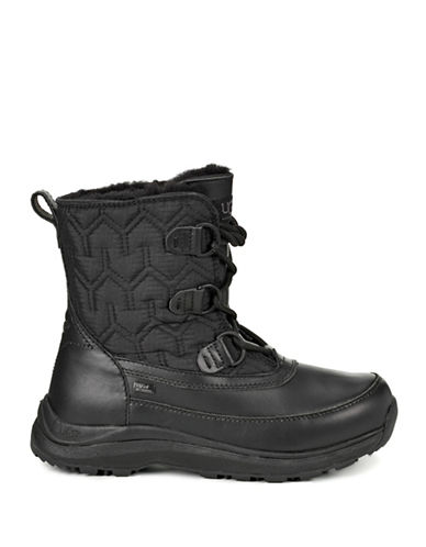 Ugg Lachlan Snow Boots-BLACK-5