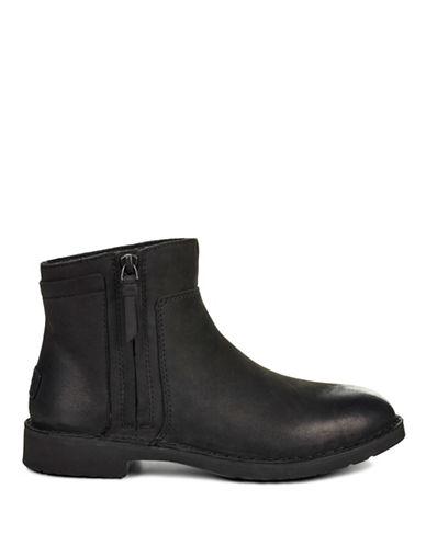 Ugg Rea Ankle Boots-BLACK-8