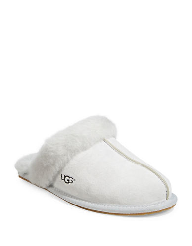 Ugg Scuffette II Slippers-GREY VIOLET-8