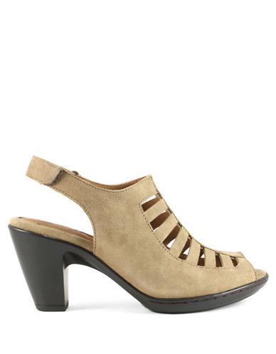 Euro Soft Vesta Suede Slingback Sandals-BEIGE-9