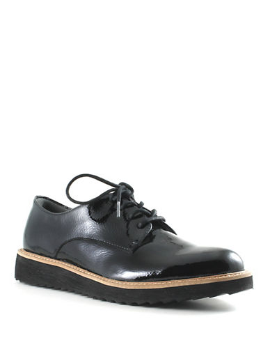 Euro Soft Loree Oxfords-BLACK-8.5