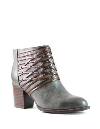 Euro Soft Sola Booties-GREY-9