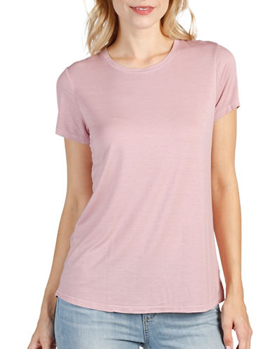 Paige Bexley Tee-PINK-X-Small 89223512_PINK_X-Small
