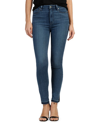Paige Margot Ankle Undone Hem Jeans-BLUE-24