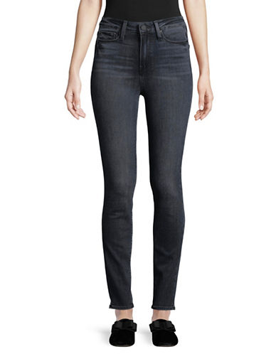Paige Margot Skinny Jeans-BLACK-28