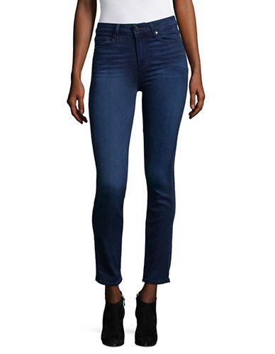 Paige Hazen Hoxton Ankle Jeans-BLUE-24