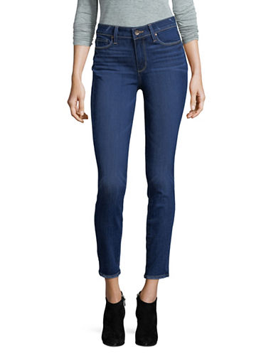Paige Hoxton Ankle Jeans-BLUE-26