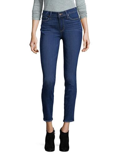 Paige Hoxton Ankle Jeans-BLUE-32