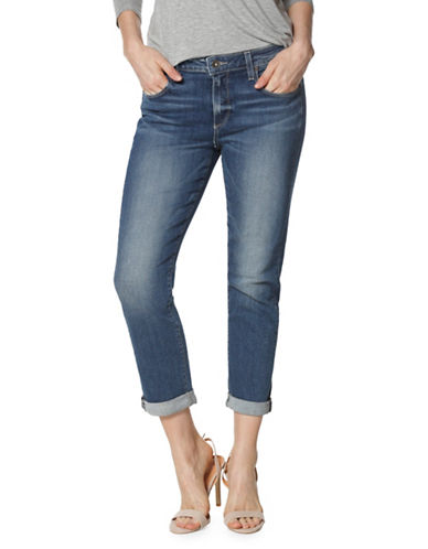 Paige Brigitte Washed Boyfriend Jeans-MALIBU-30