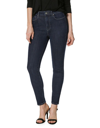 Paige Margot Skinny Ankle Jeans-REGAL-27